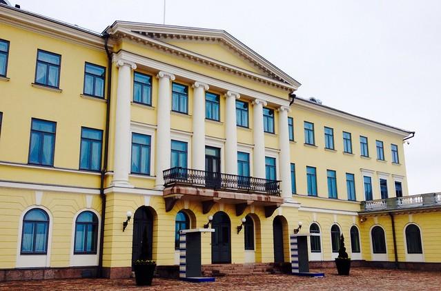 Presidental Palace, Helsinki, Finland