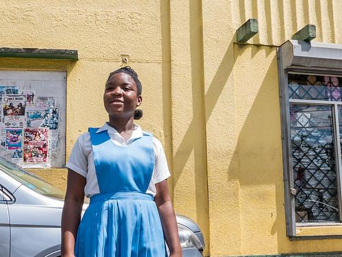 Jamaican School Girl  Flickr - Photo Sharing-6141