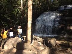 The Family at Long Creek Falls