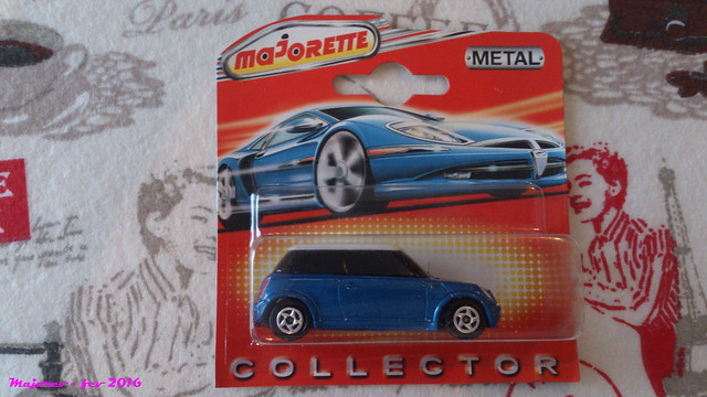 N°294C Mini Cooper B.M.W 26361846981_a1d73f5b0a_z