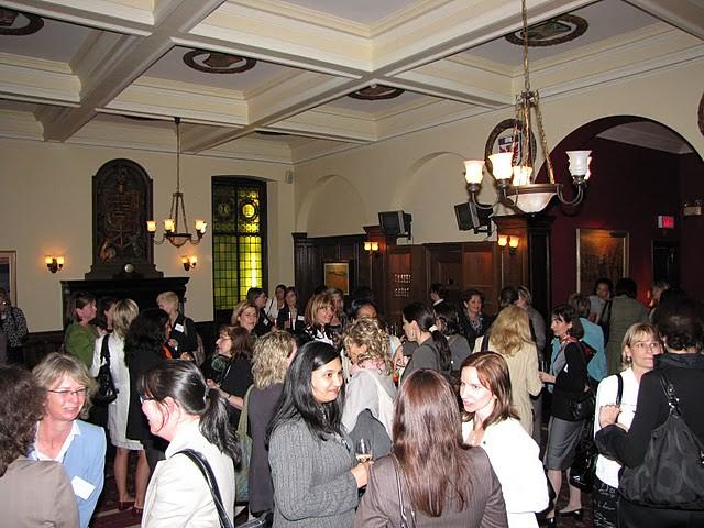 2010.05.03 Lancement de la Gouvernance au Féminin au University Club
