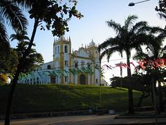 Olinda, carnival and trio eletrico brazil