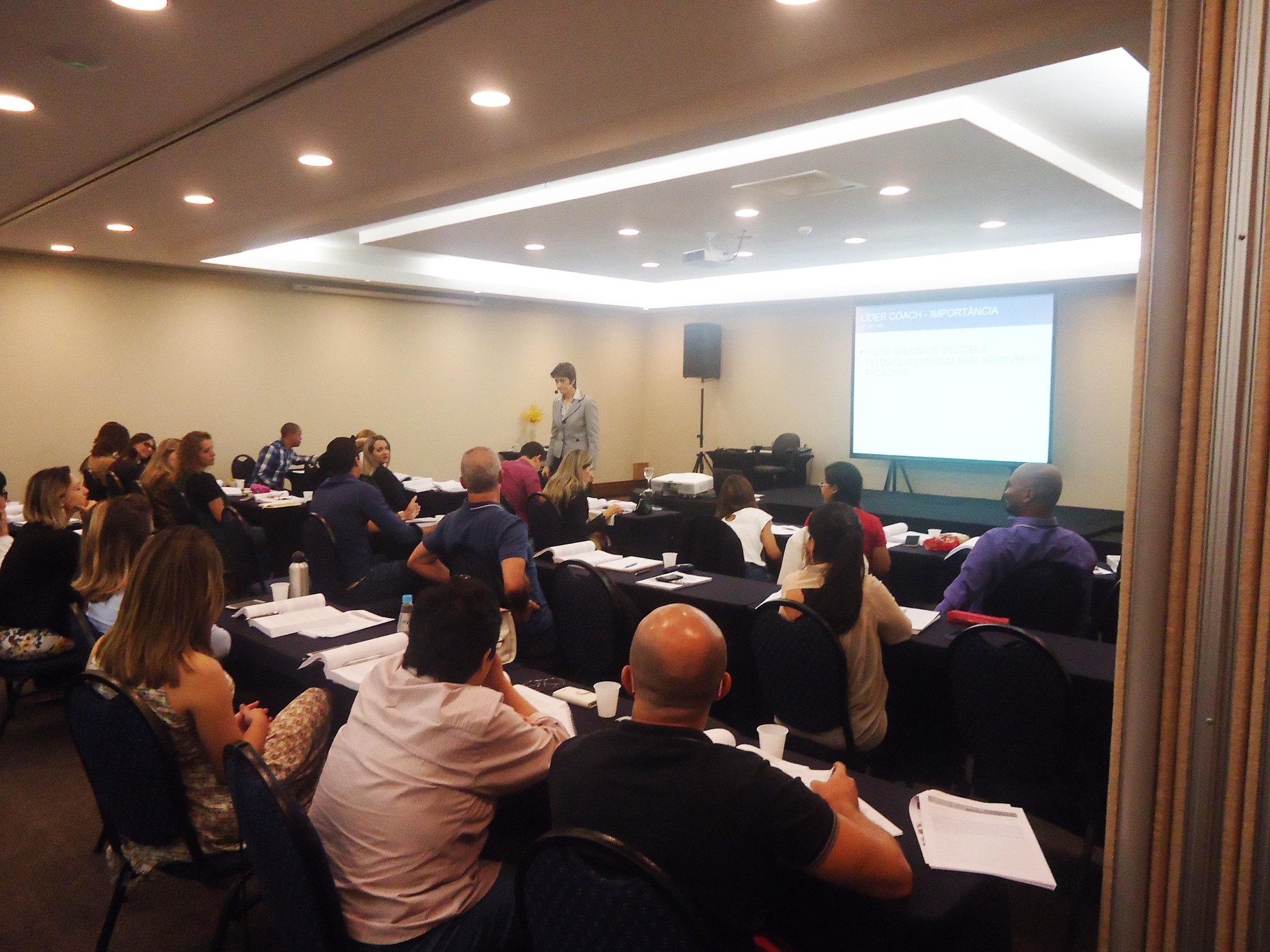 Curso de coaching com Liamar Fernandes