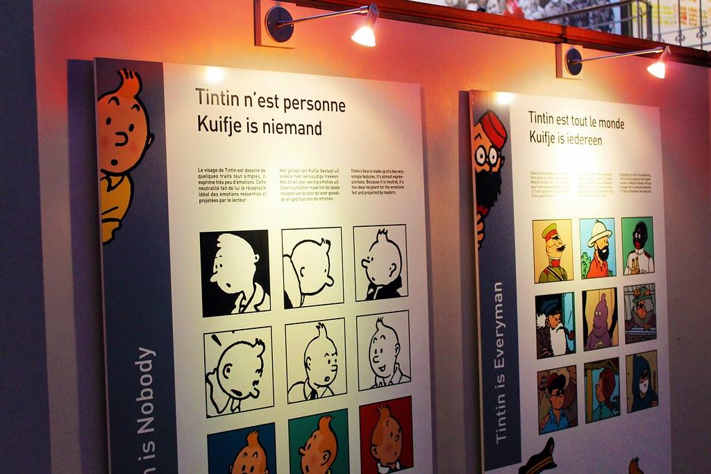 Drawing Dreaming - 48 horas em Bruxelas - o que fazer - Museu da Banda Desenhada