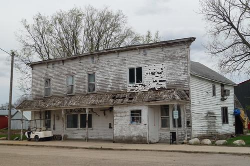 Building in Odessa, Minnesota