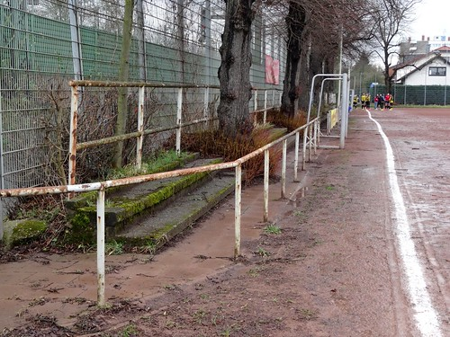 Sportplatz Mehlem: Ringsdorff Godesberg II 6:0 Galicia Bonn