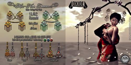 OXIDE Min-Na's Dream