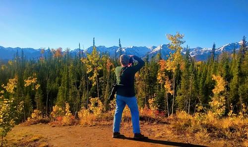 I love autumn - Alaska