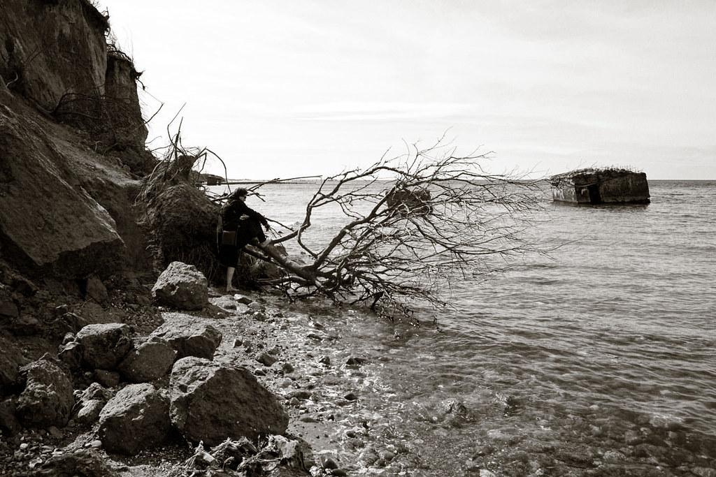 Am Fischland-Hochufer
