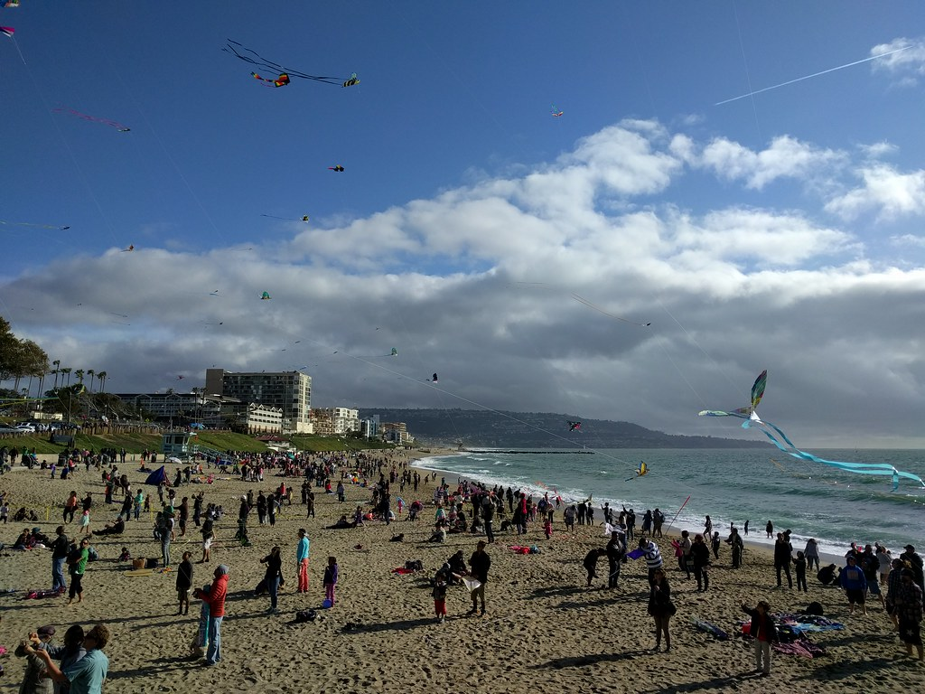 Kite Festival at the Beach