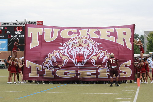 Tucker Tigers Football
