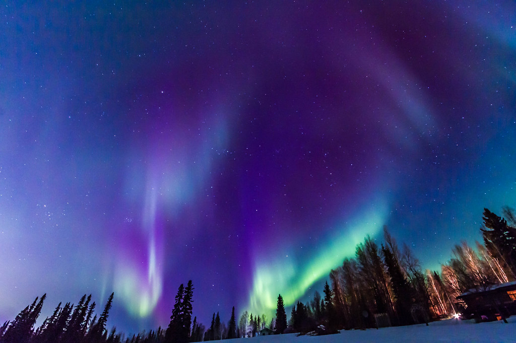 Alaska ~ Northern Lights