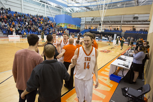 Canada West Powerhouses To Visit TRU In Basketball