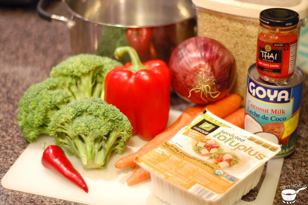Vegan Curry Recipe | DirtyStove.com