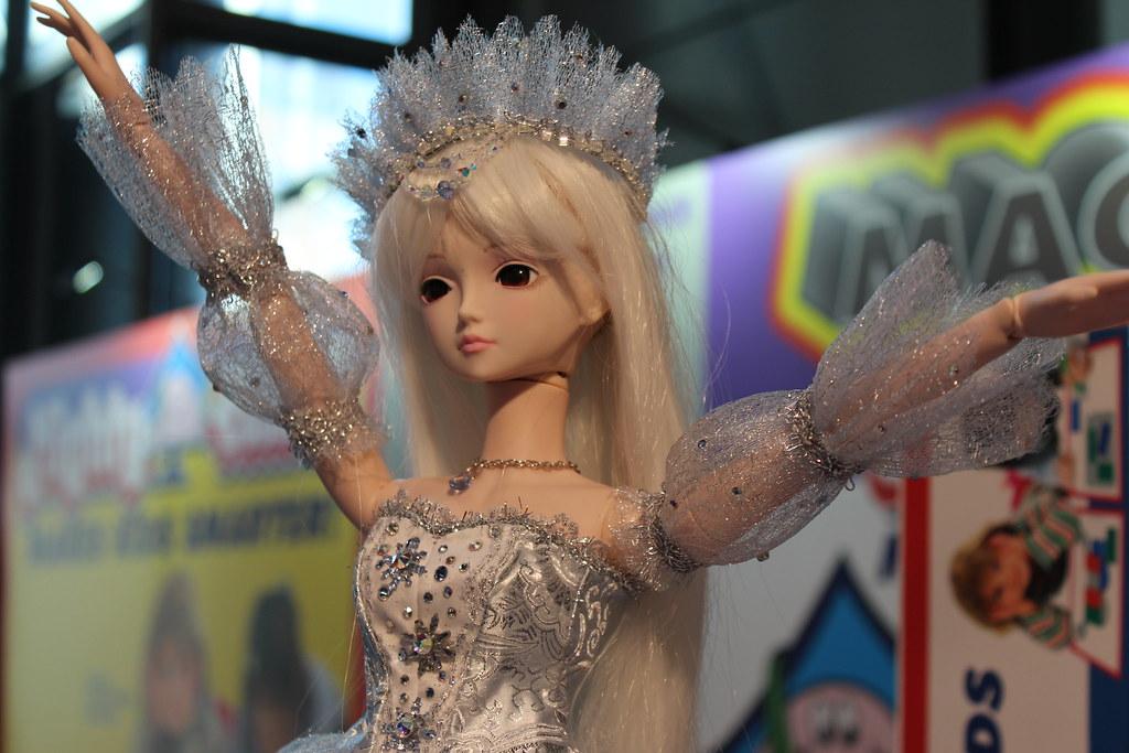 NYTF 2016: My Ballerina Dolls