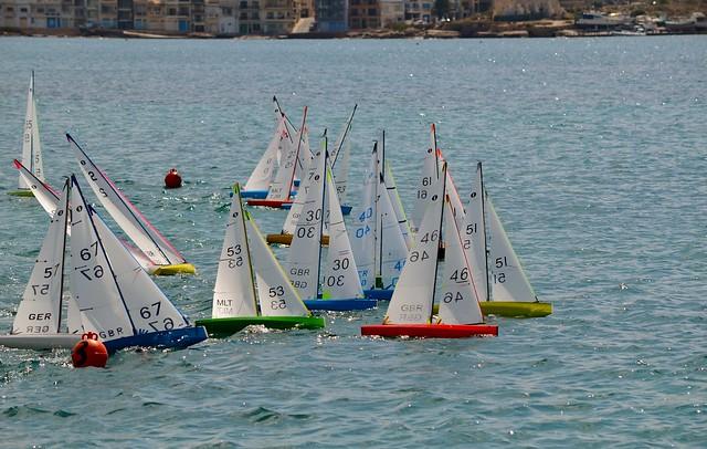 IOM Malta Model Boat Assoc Open Invitation Event 2016