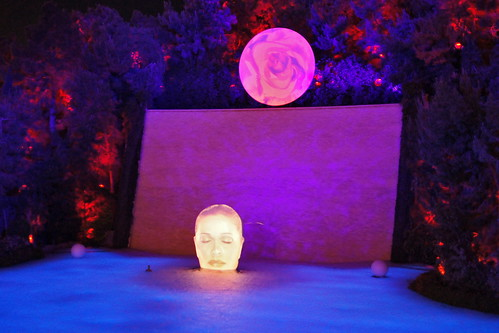 Lake of Dreams at the Wynn Las Vegas