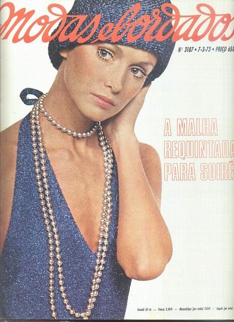 Modas e Bordados, No. 3187, 7 Março 1973 - capa