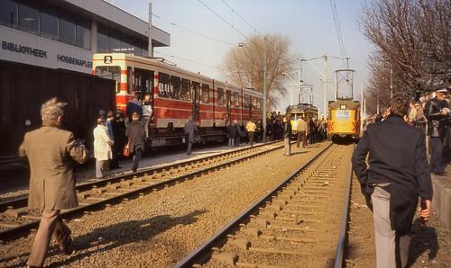 19810227 Den Haag, Delftselaan - aankomst 3001