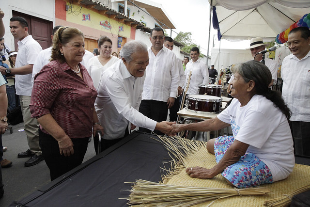 Festival para el Buen Vivir y Gobernando con la Gente San Pedro Perulapán
