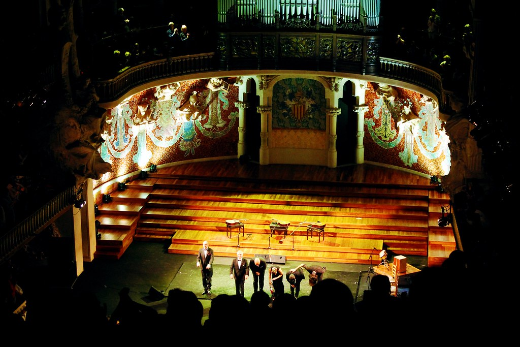 Drawing Dreaming - guia de visita de Barcelona - Palau de la Música Catalana