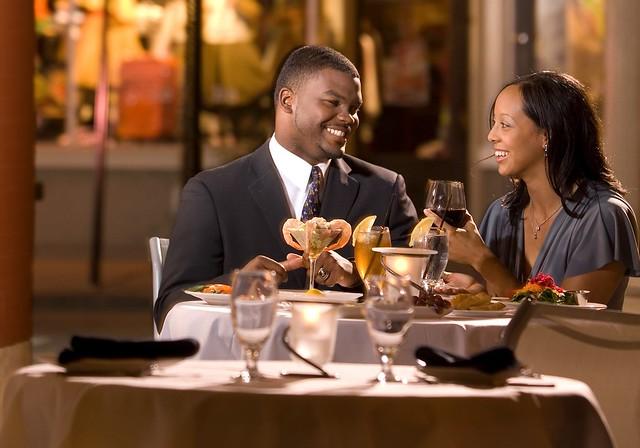 Romantic Dinner in Downtown Roanoke