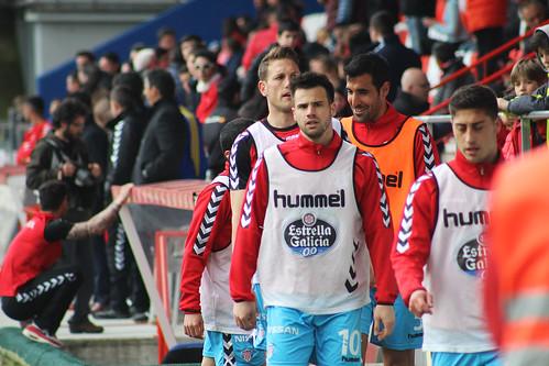 CD LUGO - GIRONA FC 09-04-16