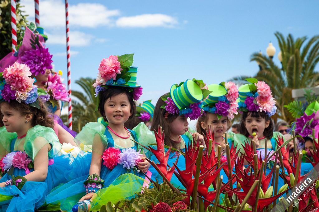 Flower Festival - cover