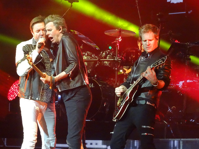 Duran Duran & Chic 36