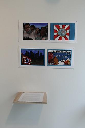 Weight of Rage exhibition