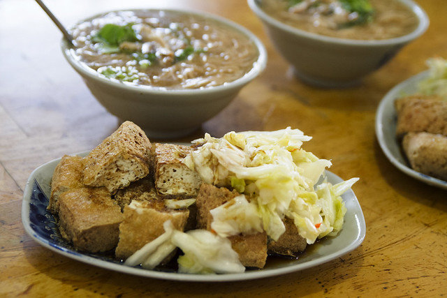 Stop at stinky tofu shop