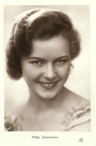 Miss Denmark 1931: Inga Arvad
