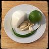#PuertoRican #Chimichurri #homemade #CucinaDelloZio - onion, garlic, lime & hot pepper