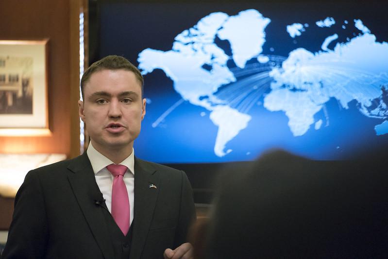 21st Century State: Taavi Rõivas, Prime Minister of Estonia