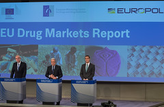 Launch of the 2016 EU Drug Markets Report