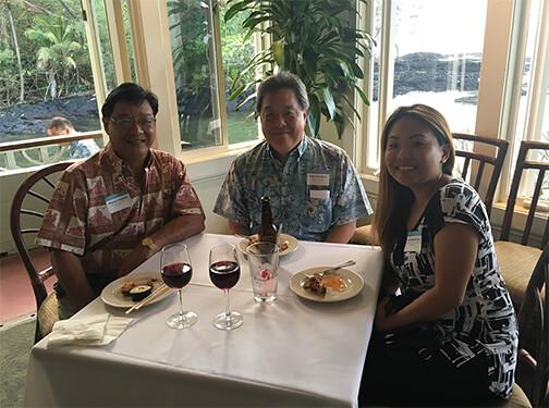 2016 Hilo Alumni Reception