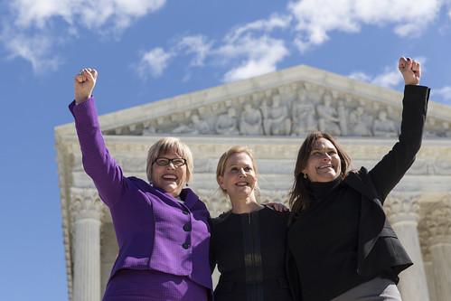 Amy Hagstrom Miller, Nancy Northup, & Ilyse Hogue