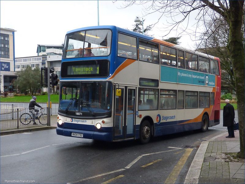 Buses from tavistock to plymouth