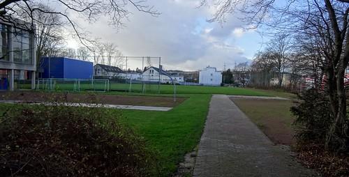 Sportplatz Rochusschule