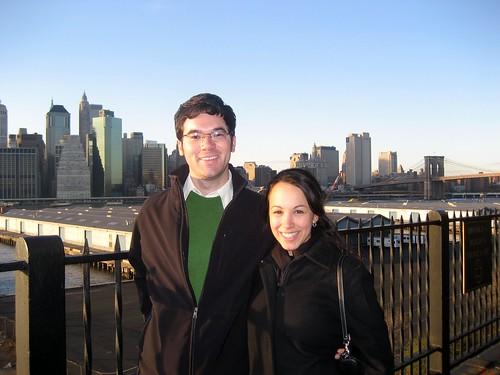 Brooklyn Heights Promenade 2006