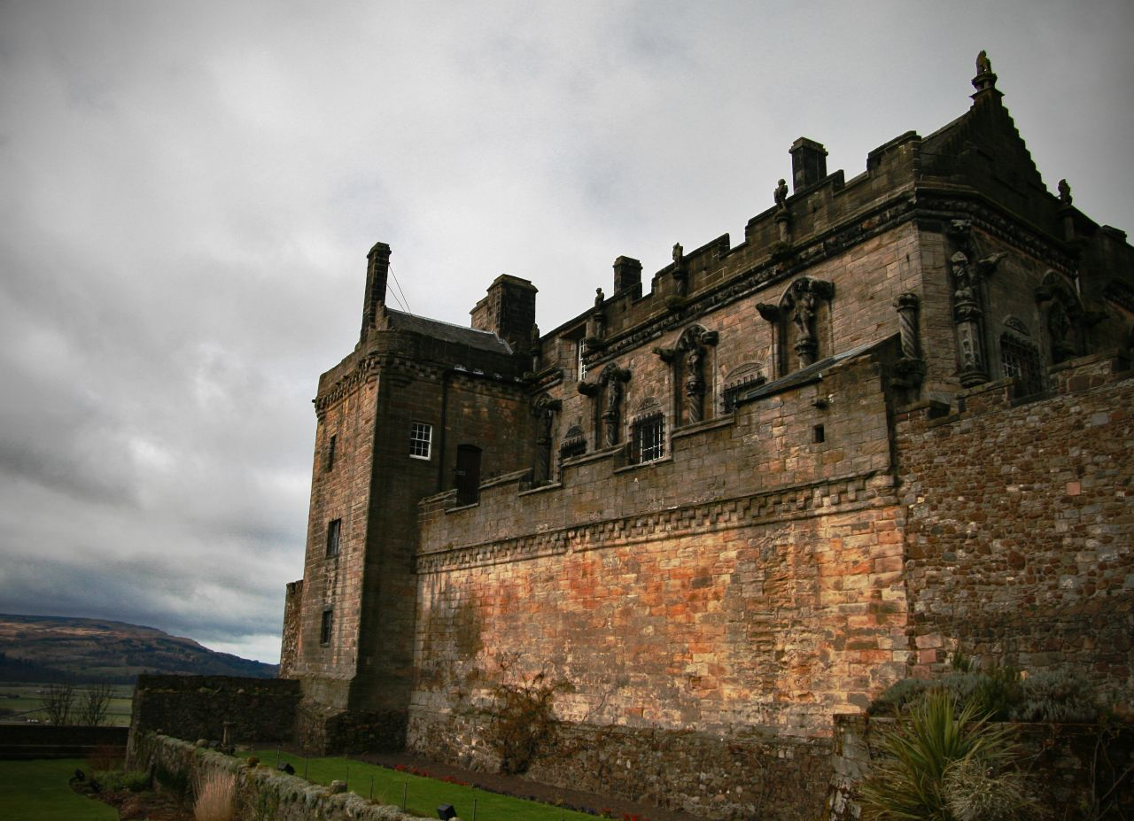 Stirling Castle - Castello di Stirling