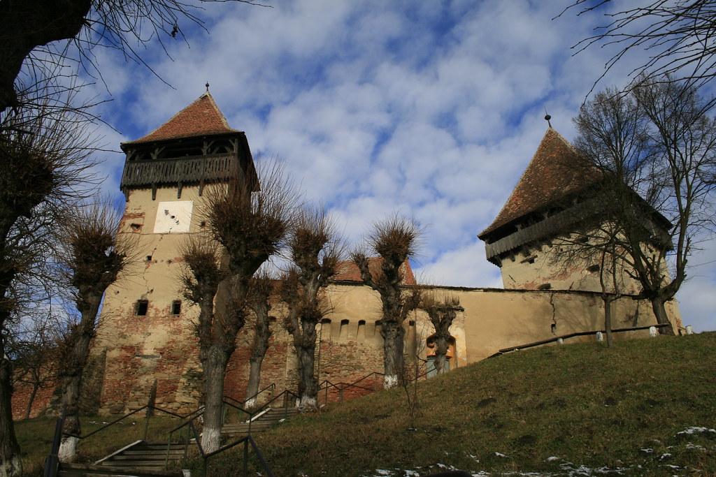 Almen/Alma Vii, Sibiu County