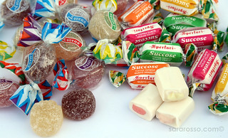 Italian Gelatin Fruit and Toffee Fruit Candy | by MsAdventuresinItaly