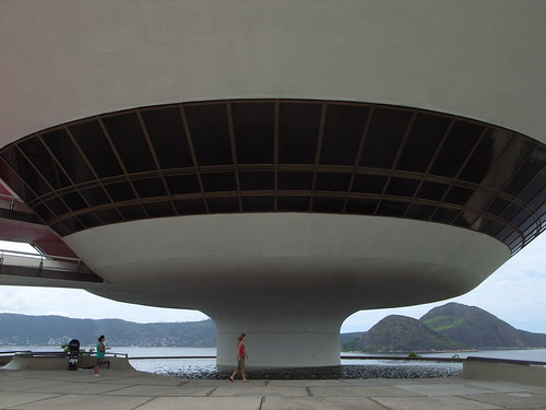 Niterói Contemporary Art Museum | by nicolasnova
