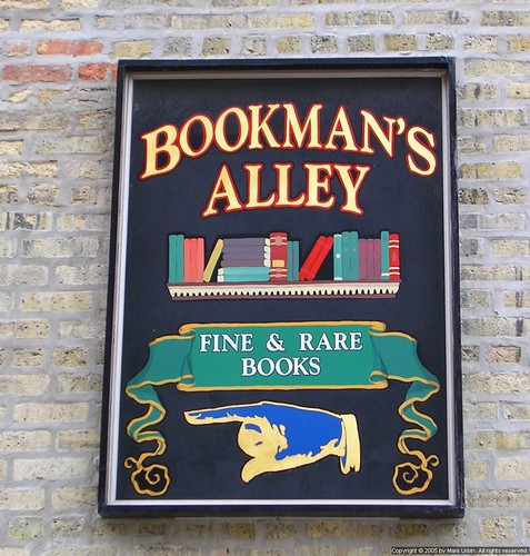 Bookstore sign | by Eclipse Pics (∆ncient)