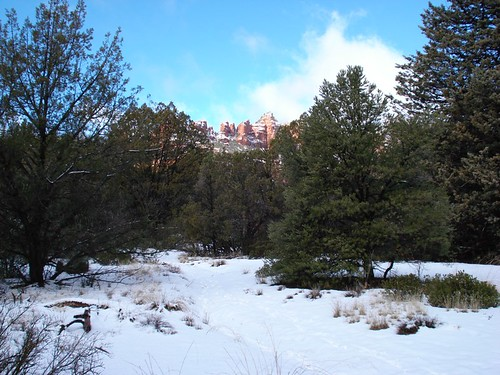 near Boynton Canyon | by M Watson