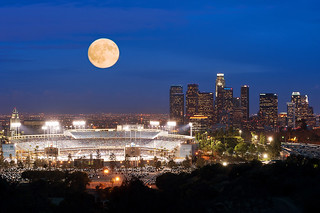 Go Dodgers! Go Blue! | by Shawn S. Park