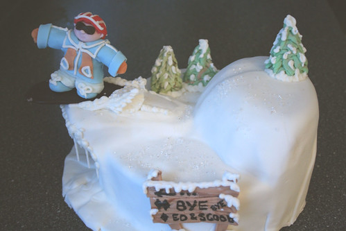 Bon Voyage Cake Ideas