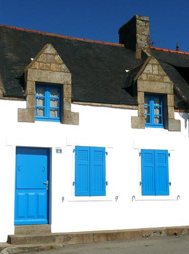 Maison bleue abac077 flickr - Maison bleue mobel ...