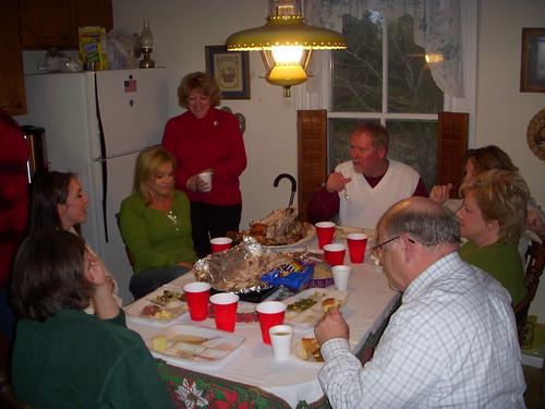 Taylor Christmas Feast